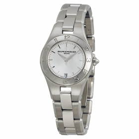 Baume et Mercier 10009 Linea Ladies Quartz Watch