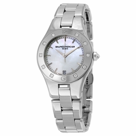 Baume et Mercier 10071 Linea Ladies Quartz Watch