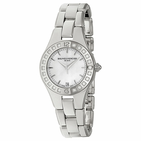 Baume et Mercier 10072 Linea Ladies Quartz Watch