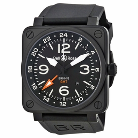 Bell and Ross BR-01-93 GMT GMT Mens Automatic Watch
