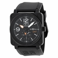 Bell and Ross BR0351-GMT-CA Self Winding Automatic Watch