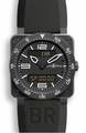Bell and Ross BR0392-AVIA-CA Aviation Mens Chronograph Quartz Watch