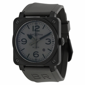 Bell and Ross BR0392-COMMANDOCE Commando Mens Automatic Watch