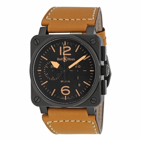 Bell and Ross BR0394 HERITAGE Chronograph Automatic Watch