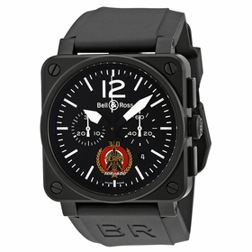 Bell and Ross BR0394-TORNADO Chronograph Automatic Watch