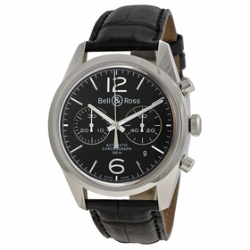 Bell and Ross BRG126-BL-ST/SCR Chronograph Automatic Watch