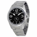 Bell and Ross BRV123-BL-ST-SST Vintage Mens Automatic Watch