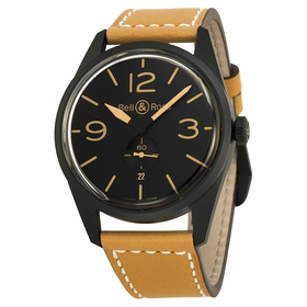 Bell and Ross BRV123-HERITAGE Vintage Mens Automatic Watch