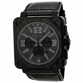 Bell and Ross BR0194-CA-FIBER-PH Chronograph Automatic Watch