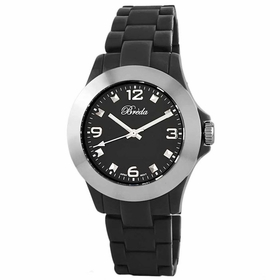 Breda 7208-black Tara Ladies Quartz Watch