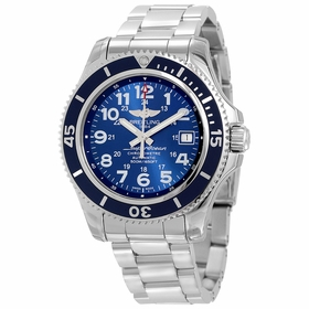 Breitling A17365D1-C915-161A Superocean II 42 Mens Automatic Watch