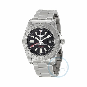 Breitling A3239011-BC35-170A Avenger II GMT Mens Automatic Watch