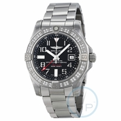 Breitling A3239053-BC34SS Avenger II GMT Mens Automatic Watch