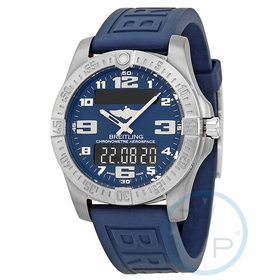 Breitling E7936310-C869-145S-A20SS Aerospace Evo Mens Quartz Watch