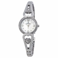 Bulova 96X122 Crystal Ladies Quartz Watch