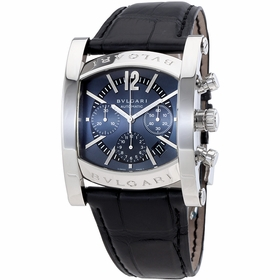 Bvlgari 101291 Assioma Mens Chronograph Automatic Watch