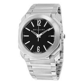 Bvlgari 102031 Octo Solotempo Mens Automatic Watch