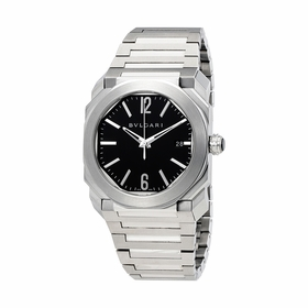 Bvlgari 102104 Octo Solotempo Mens Automatic Watch
