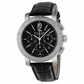 Bvlgari BB42BSLDCH Bulgari Bulgari Mens Chronograph Automatic Watch