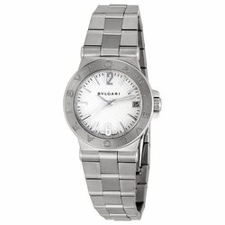 Bvlgari DG29C6SSD Diagono Mens Quartz Watch