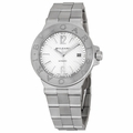 Bvlgari DG40C6SSD Diagono Mens Automatic Watch