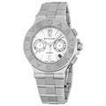 Bvlgari DG40C6SSDCH Diagono Mens Chronograph Mechanical Watch