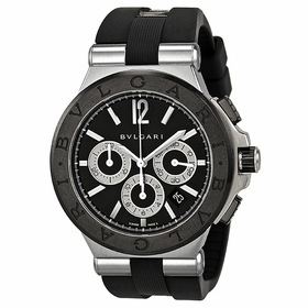 Bvlgari DG42BSCVDCH Diagono Mens Chronograph Automatic Watch