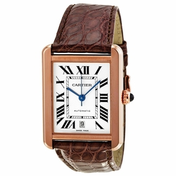 Cartier W5200026 Tank Solo Mens Automatic Watch