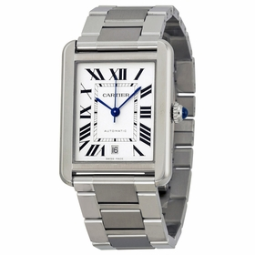 Cartier W5200028 Tank Anglaise Mens Automatic Watch