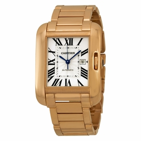Cartier W5310003 Tank Anglaise Ladies Automatic Watch