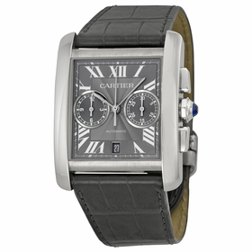 Cartier W5330008 Tank MC Mens Chronograph Automatic Watch