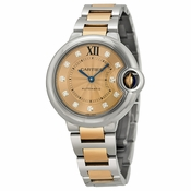 Cartier WE902053 Ballon Bleu Ladies Automatic Watch