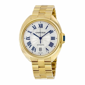 Cartier WGCL0003 Cle Mens Automatic Watch