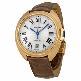 Cartier WGCL0004 Cle Mens Automatic Watch