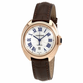 Cartier WGCL0010 Cle Ladies Automatic Watch