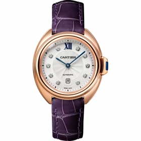Cartier WJCL0031 Cle Ladies Automatic Watch