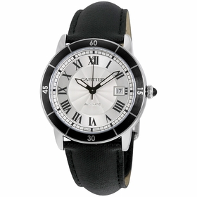 Cartier WSRN0002 Ronde Croisiere Mens Automatic Watch