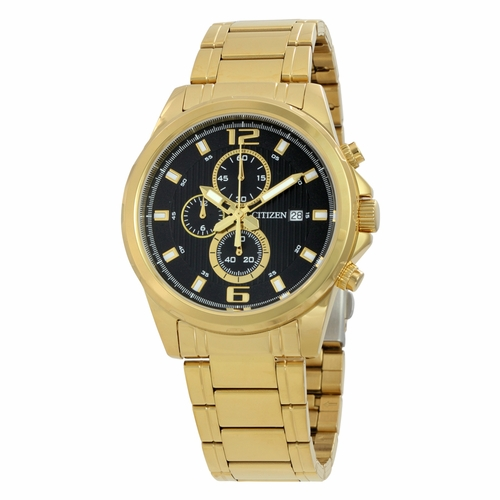 Citizen Gold Chronograph Mens Watch