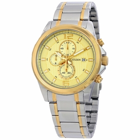 Citizen AN3554-54P  Mens Chronograph Quartz Watch
