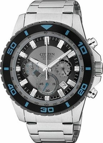 Citizen AN8030-58F  Mens Chronograph Quartz Watch