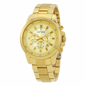 Citizen AN8083-51P  Mens Chronograph Quartz Watch