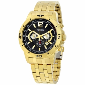 Citizen AN8102-59E  Mens Chronograph Quartz Watch