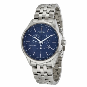 Citizen AT2141-52L Sapphire Diver Mens Chronograph Eco-Drive Watch