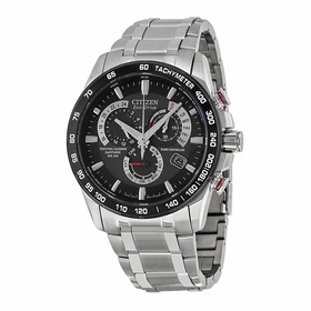 Citizen AT4008-51E Eco-Drive Mens Chronograph Eco-Drive Watch
