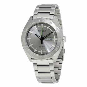 Citizen AW0060-54A Eco-Drive Titanium Mens Quartz Watch