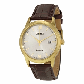 Citizen AW1232-04A Mens Dress Mens Eco-Drive Watch