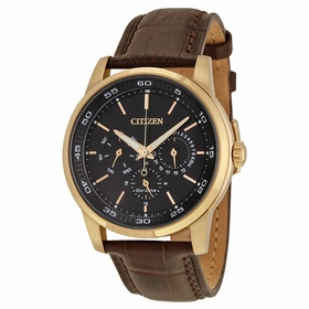 Citizen BU2013-08E Mens Dress Mens Eco-Drive Watch