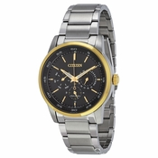 Citizen BU2014-56E Mens Dress Mens Eco-Drive Watch