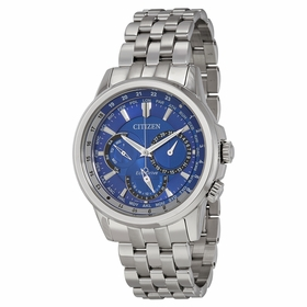 Citizen BU2021-51L Calendrier Mens Chronograph Eco-Drive Watch