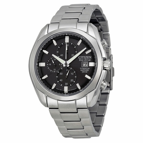 Citizen CA0020-56E Eco-Drive Mens Chronograph Eco-Drive Watch